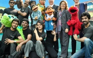Occupy Sesame Street!